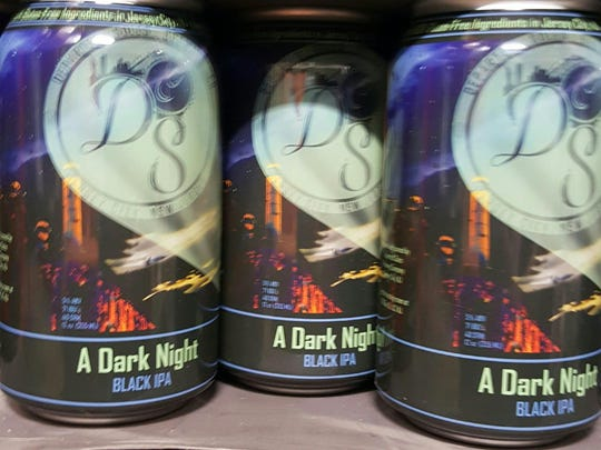 A Dark Night, bronze winner of a World Beer Cup award in the Gluten-Free category, will soon be available in cans from Departed Soles.