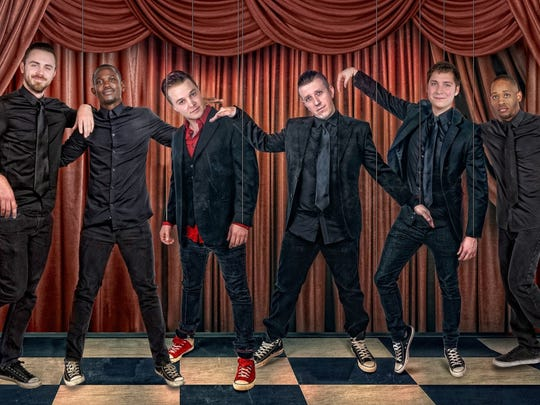 Boy Band Review will perform Dec. 31 at the Vogue.