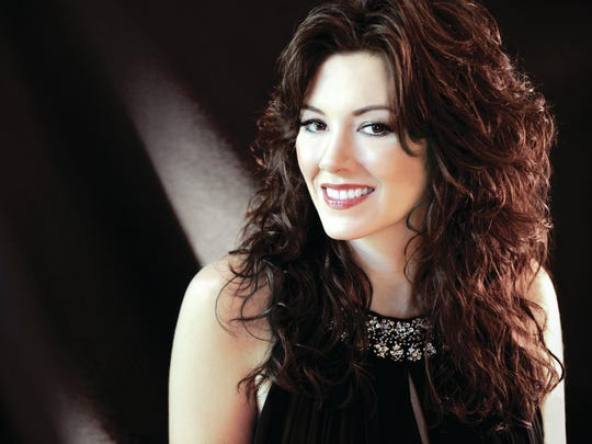 Vocalist Mandy Barnett joins the York Symphony Orchestra for April in Paris, April 7.