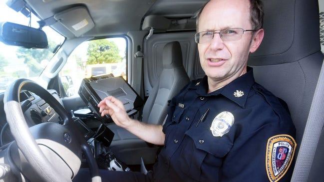 Former Chambersburg Police Chief David Arnold