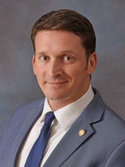 Dane Eagle is a state representative from Cape Coral.