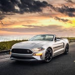 Photos: Ford Mustang GT California Special edition