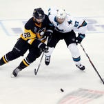 Sharks look to pull off comeback, force Game 7 vs. Pens