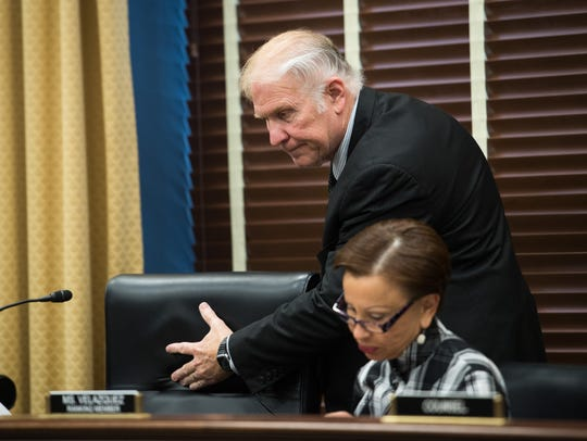Rep. Steve Chabot, R-OH, chairman of the Small Business