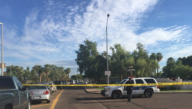 A Phoenix police officer was attacked Aug. 19, 2016. The officer and a detective coming to his assistance both shot at the man, who was killed in a park near State Route 51 and Thomas Road, authorities said.