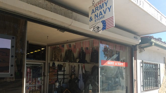 Oxnard's G.N.G. Army & Navy Store is holding a final sale starting next week before it closes after 62 years. The owner wants to explore other opportunities and spend time with family.