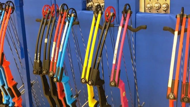 More than 200 archers will descend on the Midwest Cheer Elite gymnasium for the 50th U.S. National Indoor Archery Championships.