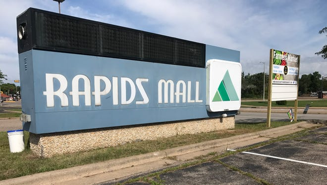 The Rapids Mall is located at 555 W. Grand Ave. in Wisconsin Rapids. The local YMCA and Boys & Girls Club finalized the purchase of the mall on Thursday, Nov. 30, 2017, and plan to build a new, shared facility at the site of the current mall.