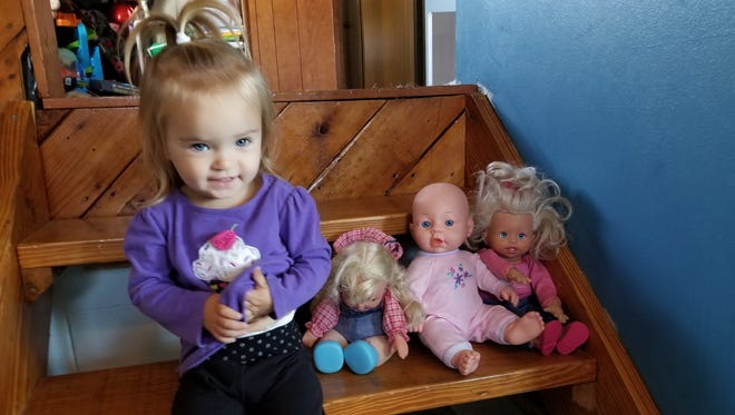 Child Protective Services threatened to take Jaelah Jerger away from her parents after they started using CBD oil in place of traditional medication to treat her epilepsy, her mother says.