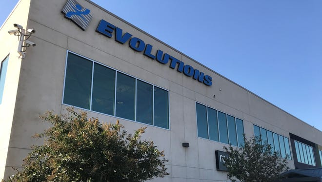 Tulare hospital district board members took a forward in considering the sale of Evolutions Fitness Center.