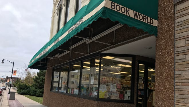 Book World on West Grand Avenue in Wisconsin Rapids