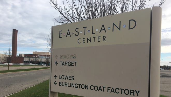 Target said it is closing a dozen stores including the store at the Eastland Mall.