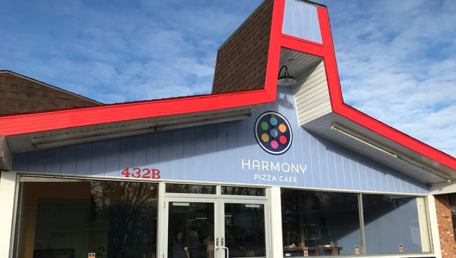 Harmony Pizza Cafe slates a Dec. 21 opening in Appleton.