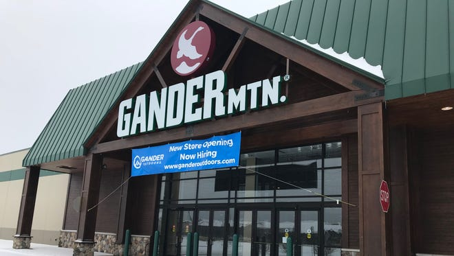 Gander Mountain in Rothschild will now be called Gander Outdoors after the company was sold to Camping World.