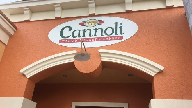 Cannoli Italian Market and Bakery opened in south Cape Coral in January.