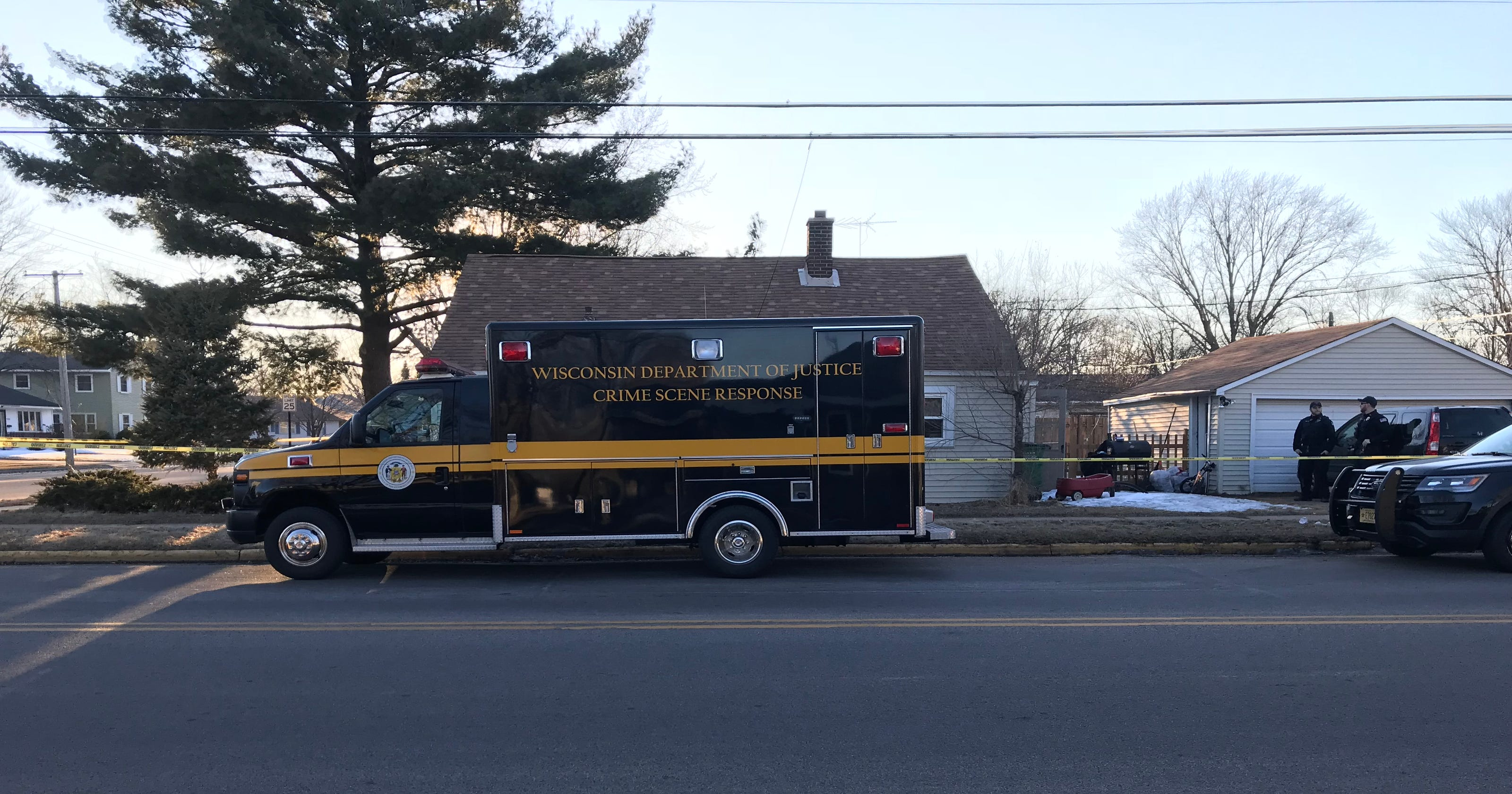 Police investigate death at Wisconsin Rapids home