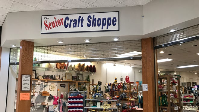 The Senior Craft Shoppe, a former tenant in the Rapids Mall is still looking for a new home.
