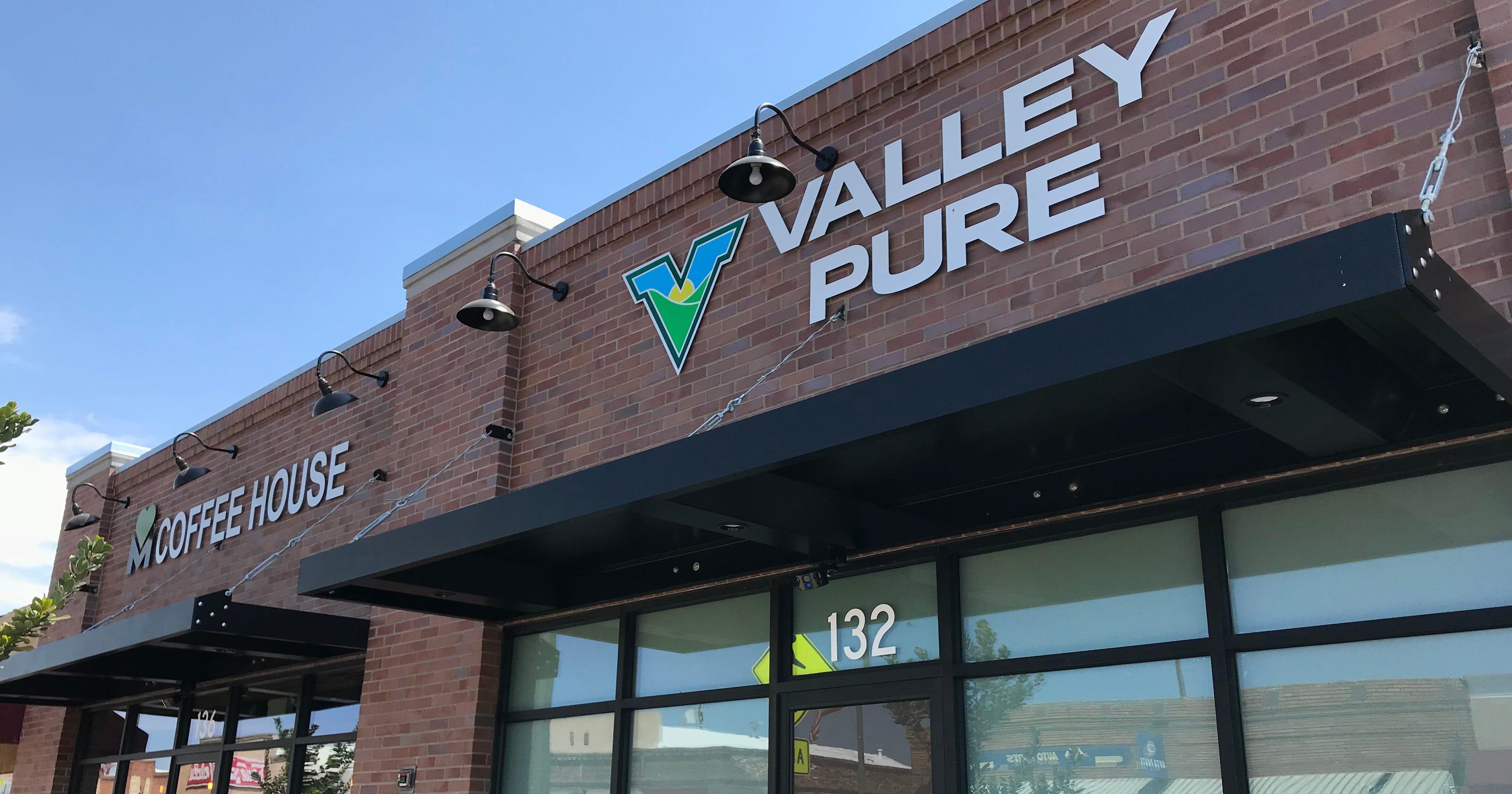 Valley Pure becomes first recreational marijuana dispensary