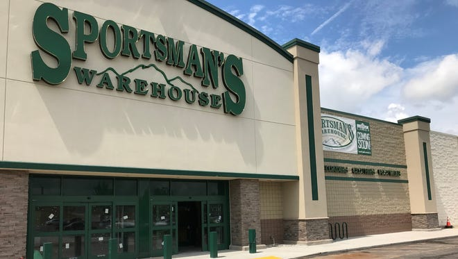 Sportsman's Warehouse scheduled to open on Clemson Boulevard June 18