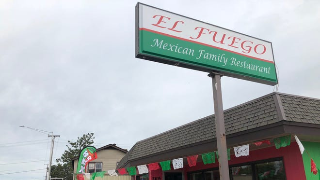 El Fuego Mexican Family Restaurant on Grand Avenue in Wausau