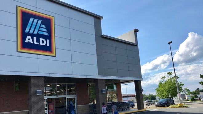 Aldi is opening its first store in Old Bridge this fall.