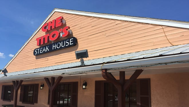 Che Tito's in North Fort Myers serves Argentine grilled steaks, empanadas and pasta dishes.