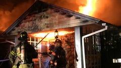 Man dies in Pomona house fire