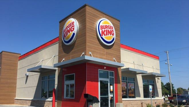 Burger King at 6501 W. Kilgore Ave. opened Thursday, July 12, in Yorktown.