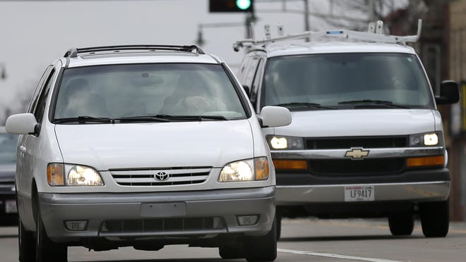 Ohio lawmakers are mulling whether to eliminate the front license plate.