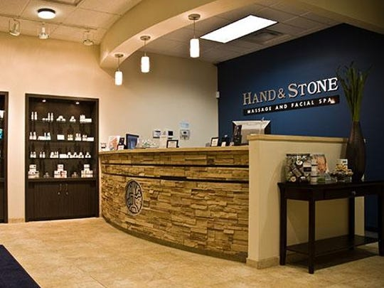 Hand & Stone Massage and Facial Spa expects to open