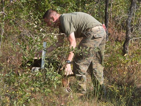 K-9 Southeastern States Manhunt Field Trials