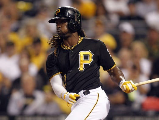 Andrew McCutchen, the face of the rejuvenated Pirates franchise, earned 28 of the 30 first-place votes and won the NL MVP award by a landslide.