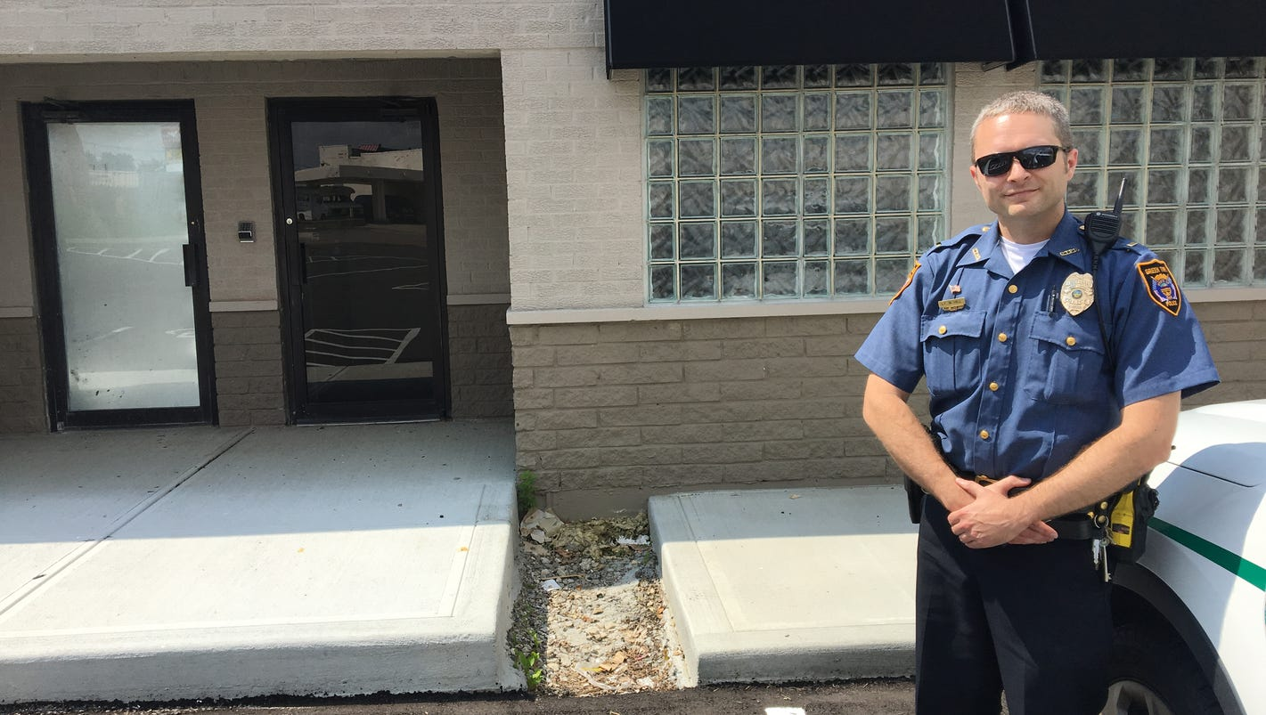 green township police welcome new training center
