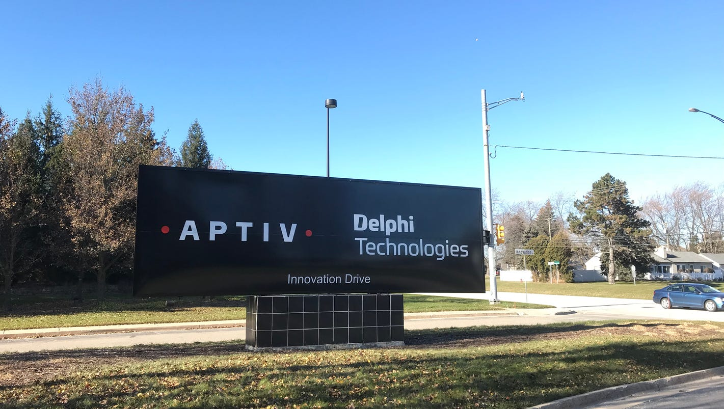 What happens after Delphi's split? Supplier becomes Aptiv, spins off powertrain division