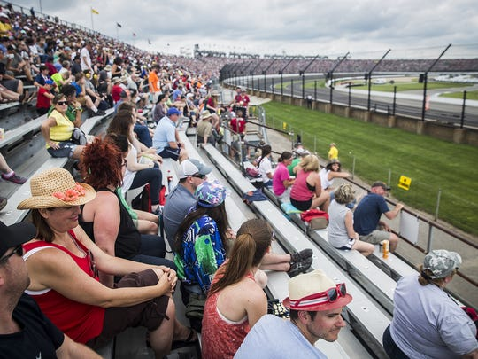 IndyCar CEO Mark Miles has estimated the attendance at the 2017 Indy 500 at just over 300,000. Given that, IMS really should have lifted the blackout, Gregg Doyel writes.
