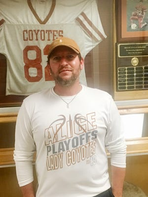 Coach Kyle Atwood had to cancel strength and conditioning workouts for Alice ISD, but is optimistic for the upcoming sports season.