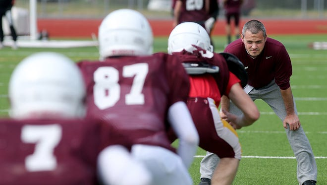 Cory Vartanian lasted two seasons as head coach of South Kitsap's football program. The school dismissed Vartanian this week after posting consecutive 0-10 seasons.