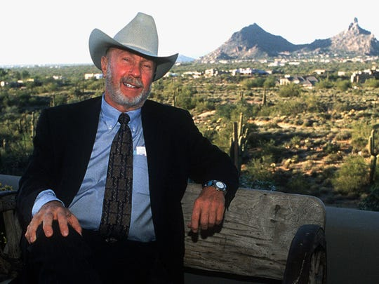 Herb Drinkwater in 1996.