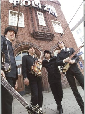 Classical Mystery Tour: A Tribute to the Beatles will take place Aug. 19 at the Plaza Theatre.