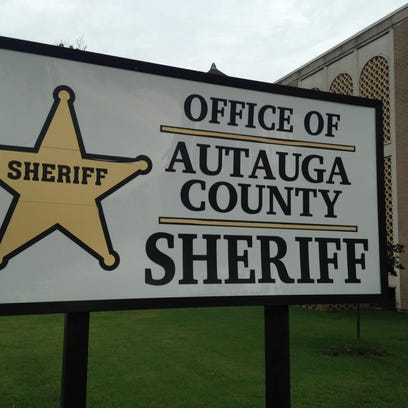 The Autauga County Sheriff's Office is investigating