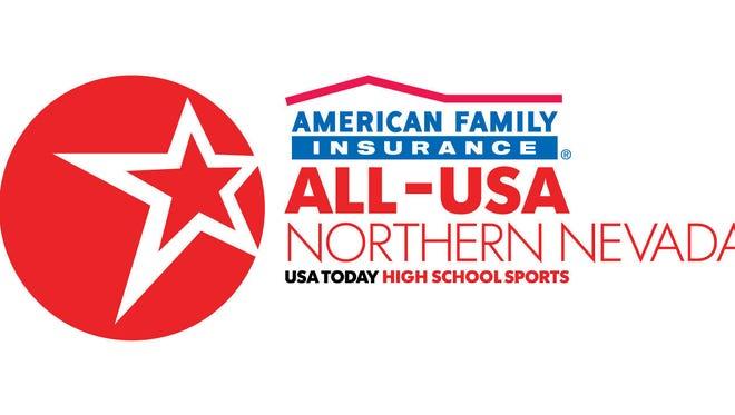 All-USA Northern Nevada American Family logo
