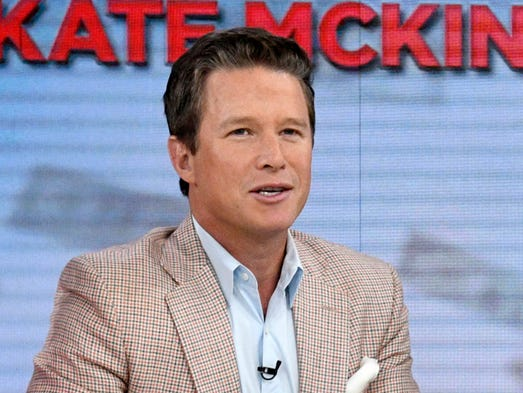 Billy Bush and NBC finalized the terms of his departure