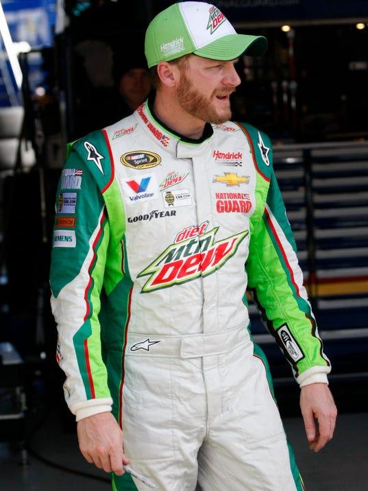 MNCO 1010 Dale Jr. in trouble in NASCAR round 2.jpg