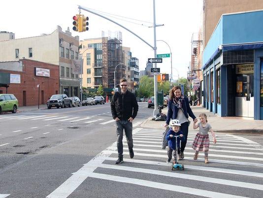 NYC families