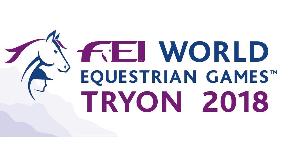 World Equestrian Games In Tryon In 2018 Unveils Logo