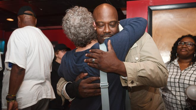Quentin Miller, an Asheville Police Department sergeant, became the first African-American major party nominee for sheriff in county history, giving him the chance in November's general election to become the county's first African-American sheriff May 8, 2018.