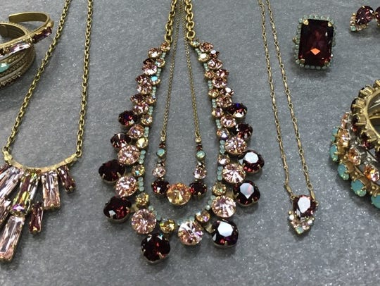 Sorrelli jewelry will be featured as part of a trunk