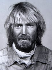 Serial killer suspect Felix Vail (pictured in this