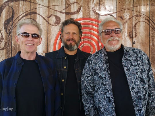 Hot Tuna brings its electric sound to Stowe on Tuesday.