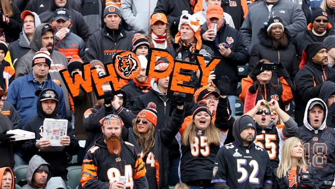 Cincinnati Bengals season ticket holders put pressure on the NFL to release extra tickets for the 2016 game in London by selling out multiple allotments of tickets.